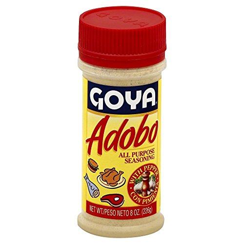 Goya All Purpose Seasoning with Pepper, 8 OZ by Goya