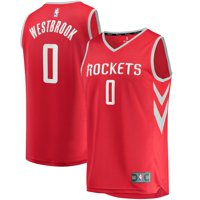 Russell Westbrook  Houston Rockets Fanatics Branded Youth Fast Break Replica Jersey Red - Icon Edition