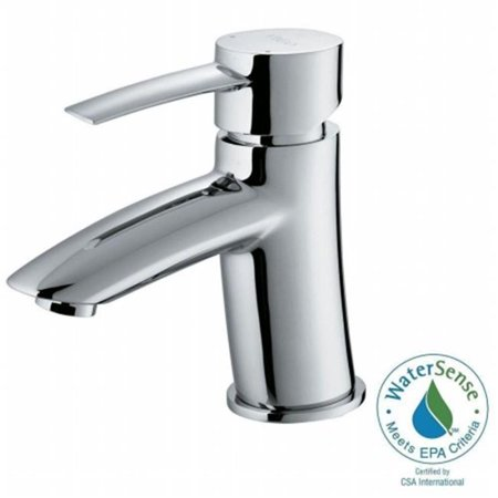 Vigo Industries Vg01023ch Single Hole Single Handle Bathroom Faucet  44  Polished Chrome