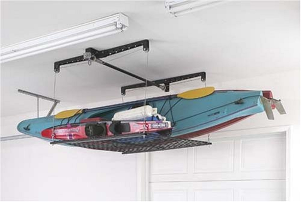 l ceiling wood racks with garage rack in shelves storage