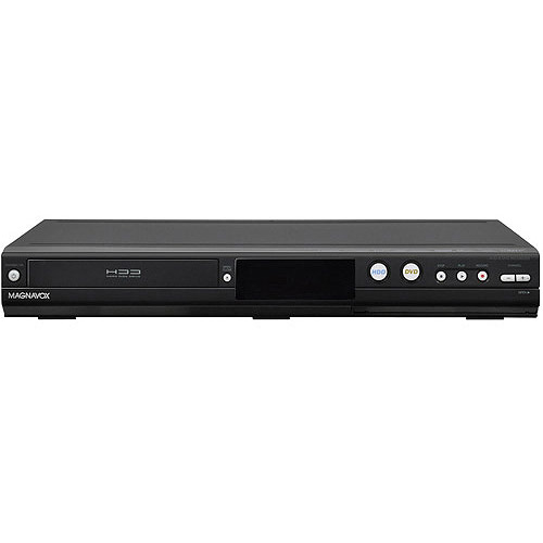 Magnavox HDD and DVD Recorder with Digital Tuner, 1TB