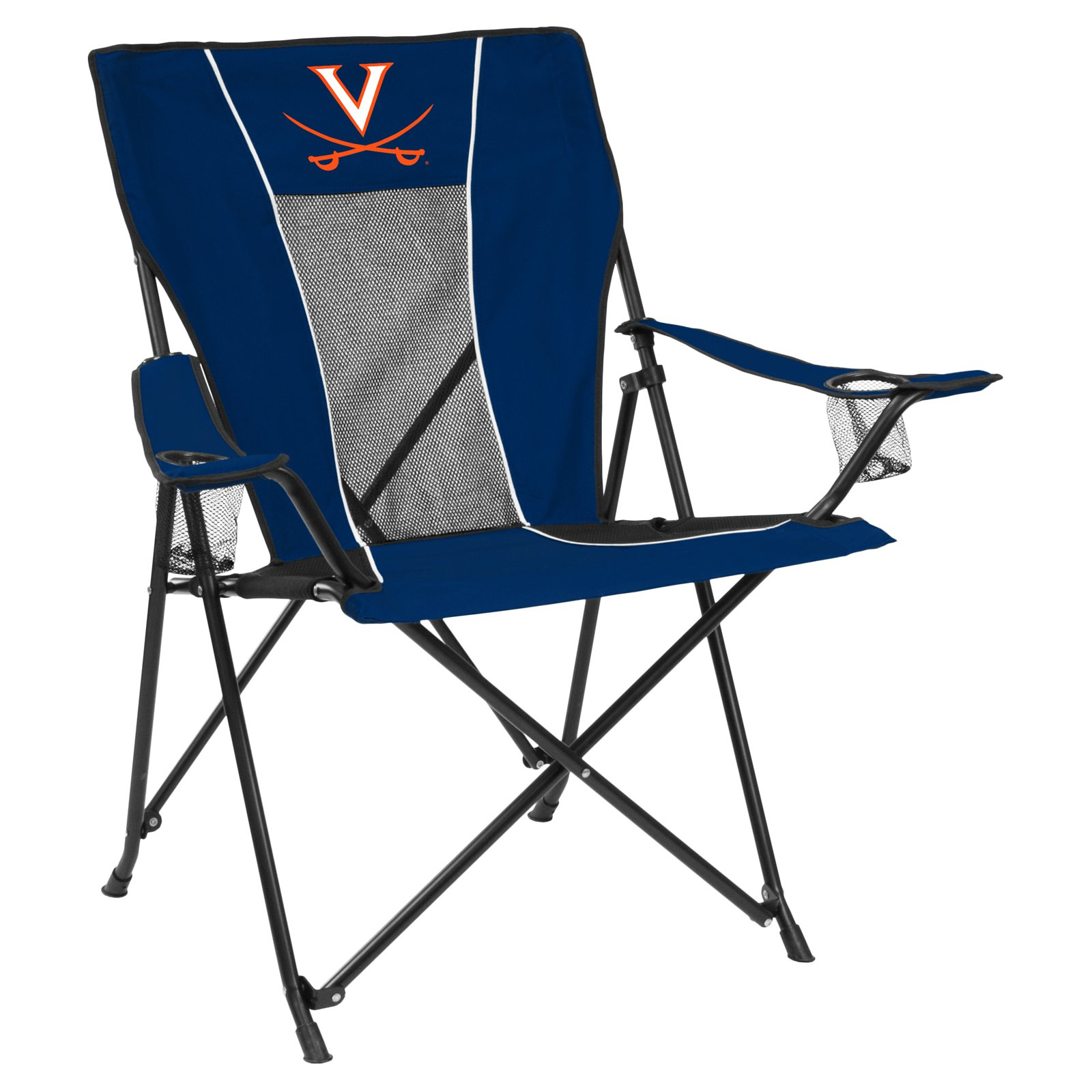 University of Virginia Cavaliers Game Time Chair Folding Tailgate