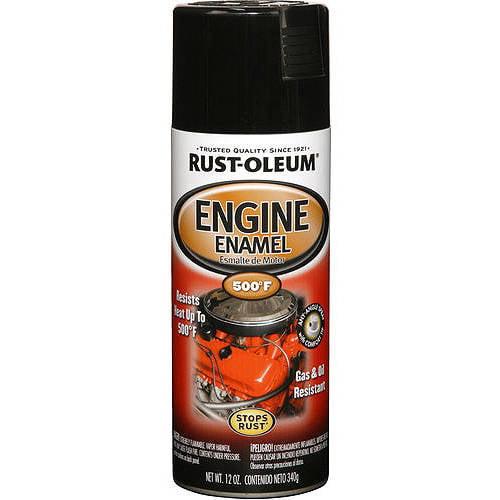 Rust-Oleum Engine Enamel