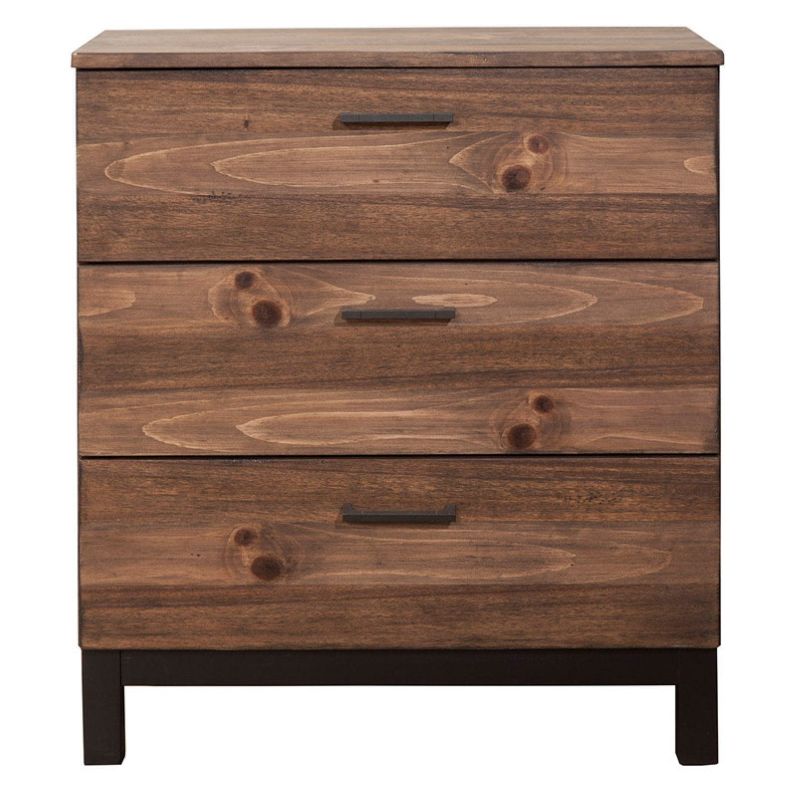 Origins by Alpine Weston Small 3 Drawer Bachelors Chest