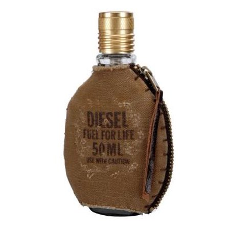 Diesel Fuel For Life for Men, 4.2 Oz (Diesel Men Accessories)