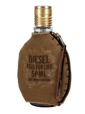 Diesel Fuel For Life Eau De Toilette Spray, Cologne for Men, 4.2 Oz