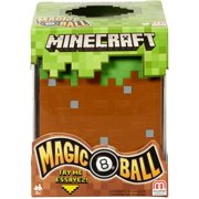 Magic 8 Ball Minecraft Novelty Toy with Themed Responses