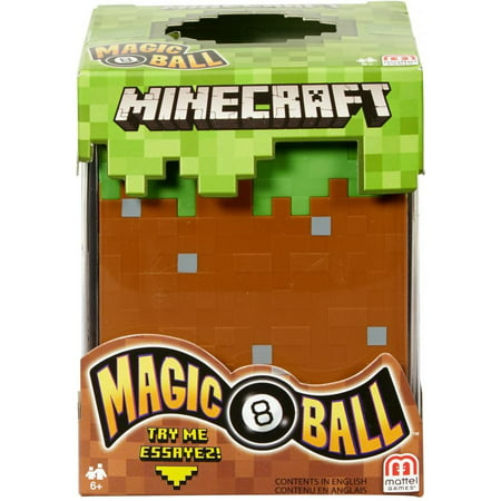 Adult Magic 8 Ball (Magic 8 Ball Minecraft)