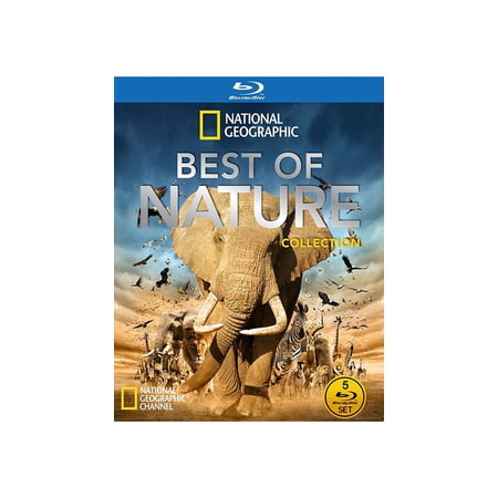 NG-BEST OF NATURE COLLECTION (BLU-RAY/4 DISCS)