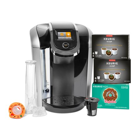 Keurig 2.0 K425S Coffee Maker Brewer & 24 K-Cups w/ My K-cup Reusable Filter ;P#O455K5/U 7RK ...