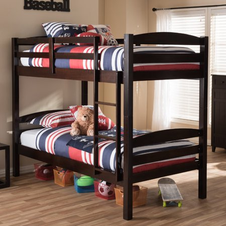 Wholesale Interiors Twin Over Twin Bed