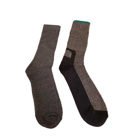Men's Climatesmart 2-pack Performance Outdoor Wool Blend Crew