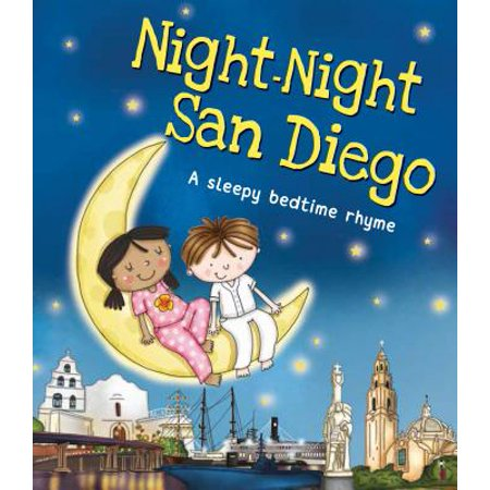 Night-Night San Diego (Board Book)