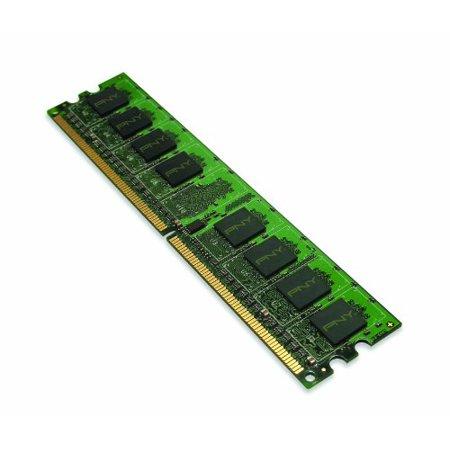 PNY OPTIMA 2GB DDR2 667 MHz PC2-5300 Desktop DIMM Memory Module MD2048SD2-667