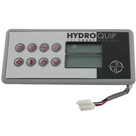 Hydro-Quip 34-0189 HT-2 Spa Side Control Panel with 25