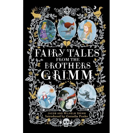 Fairy Tales from the Brothers Grimm : Deluxe Hardcover Classic