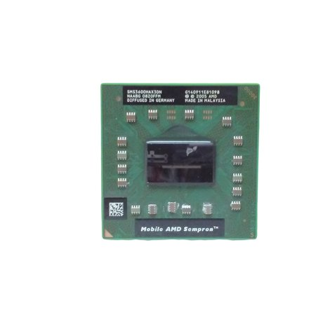 Refurbished AMD Sempron  3600+ 2GHz Socket S1   SMS3600HAX3DN