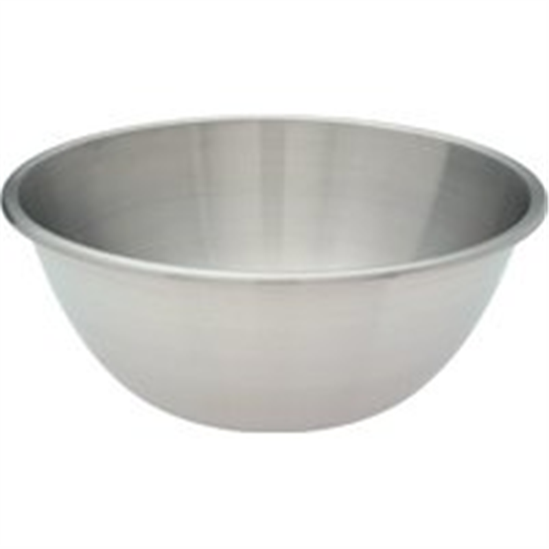 Amco 9 Quart Stainless Steel Mixing Bowl by