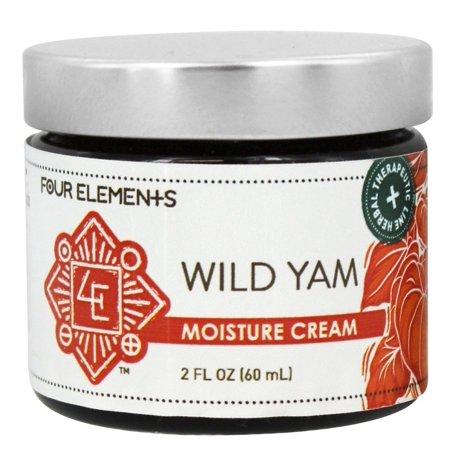 Four Elements Herbals - Moisture Cream Wild Yam - 2