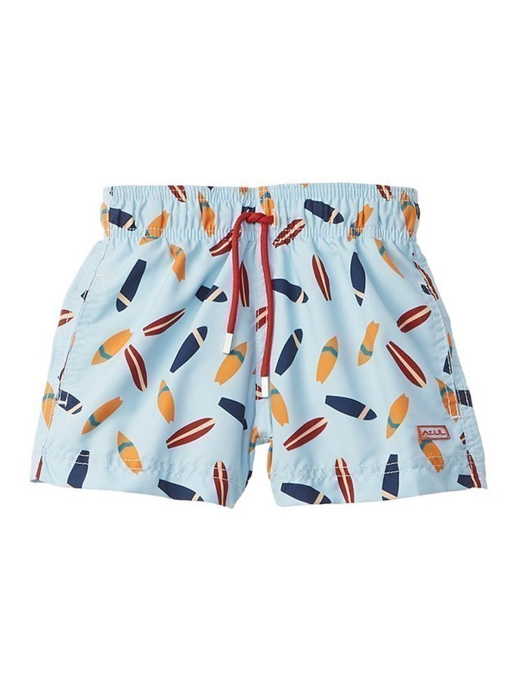 by green sprouts Clothing i play 18mo Light Blue Dolphins Shoes /& Jewelry Baby Boys Swim Trunks