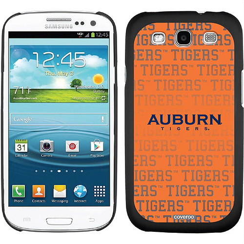Auburn University Repeating 2 Design on Samsung Galaxy S3 Thinshield Case by Coveroo