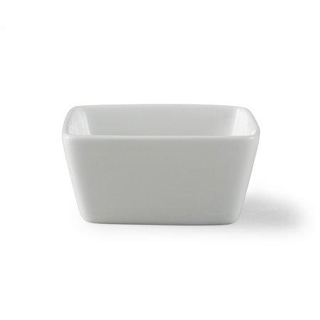 Better Homes & Gardens Porcelain Square Dip Bowls, Set of 12