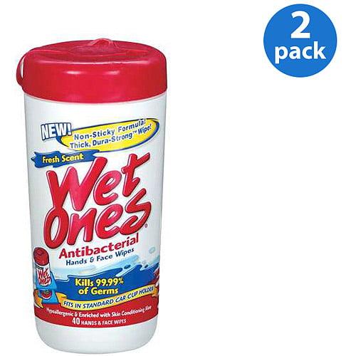 WETONES 40 ct (Pack of 2)