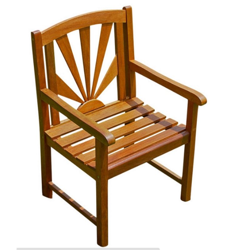 Pemberly Row Patio Chairs (Set of 2)