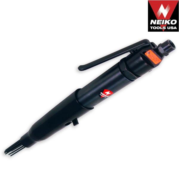 Neiko Air Needle Scaler Pnuematic Tool Welding Flux Chipp...
