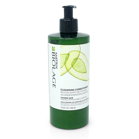 Matrix - Biolage - Cleansing Conditioner Coarse Hair - 16.9 (Best Matrix Leave In Hair Conditioners)