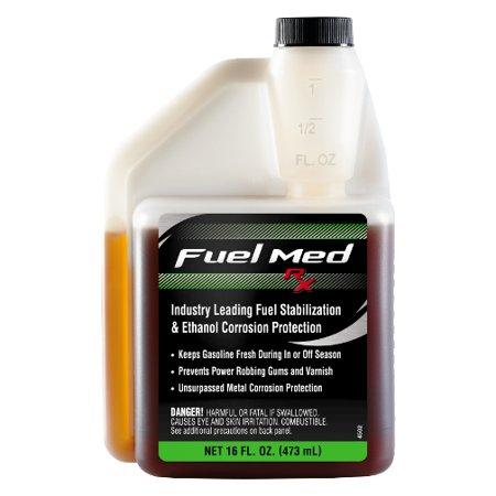 OEM Yamaha Fuel Med RX 16 ounces ACC-FUELM-RX-16