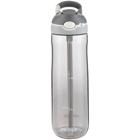 Contigo 71246 Autospout 24 Oz Ashland Water Bottle  Smoke