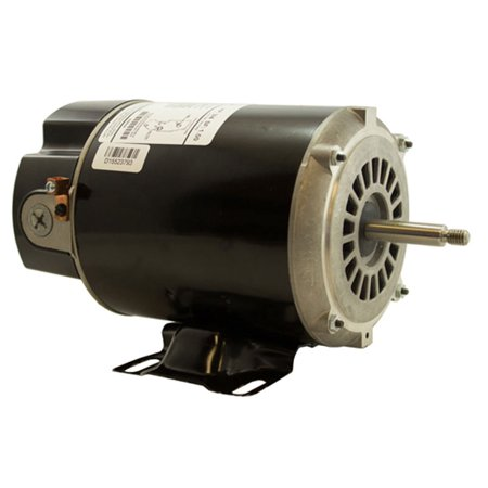 - U-s-motors EZBN37 Emerson EZ48 Y-Frame Thru-Bolt 1-Speed 1/0.12HP Full Rated Pool and Spa Motor