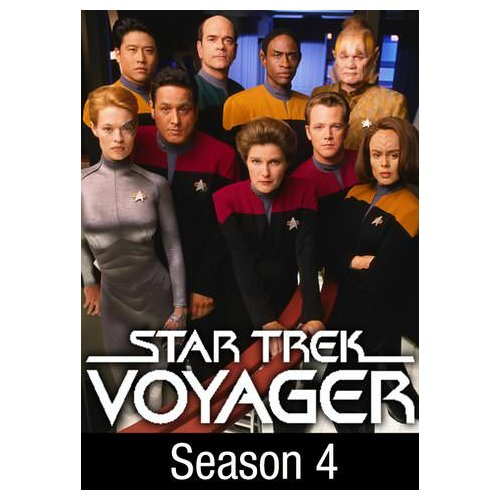 Star Trek: Voyager: The Omega Directive (Season 4: Ep. 21) (1998)
