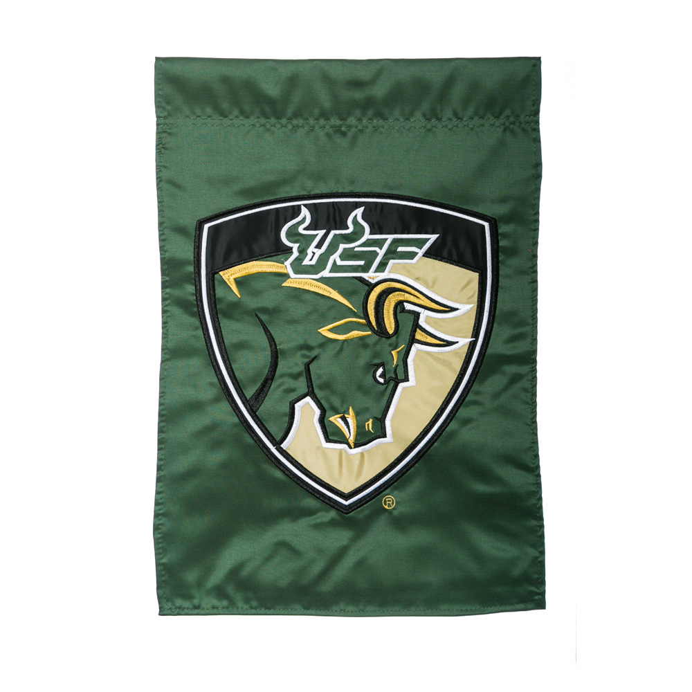 Team Sports America Collegiate Double Sided Garden Flag