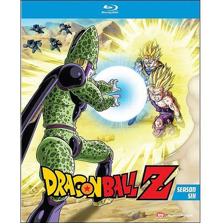 Dragonball Z  Season Six  Blu Ray