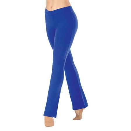 Adult V-Front Boot Cut Cotton Pants