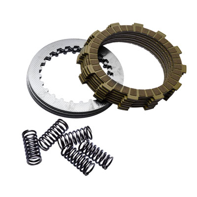 Honda CR250R 1990-1993 Tusk Clutch Kit Steel /& Friction Plates