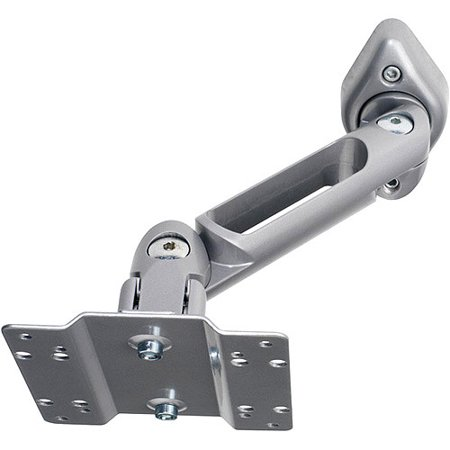 Vantage Point Ul01 S Articulating Wall Mount For 10 To 30 Displays  Silver