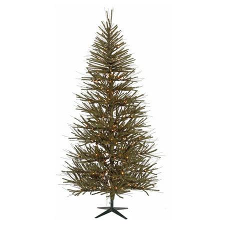 Vickerman 10 ft. Vienna Twig Artificial Pre Lit Christmas Tree