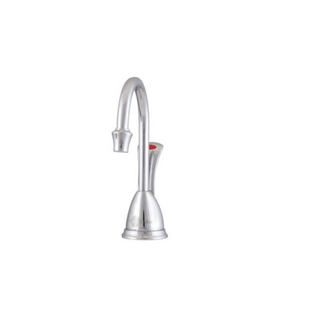 InSinkErator Involve Instant Hot Water Dispenser Faucet System, Satin (Hot Water Faucet Won T Turn Off)