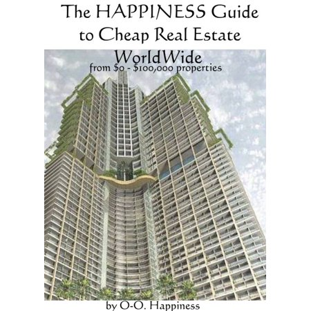 The Happiness Guide to Cheap Real Estate around the World -