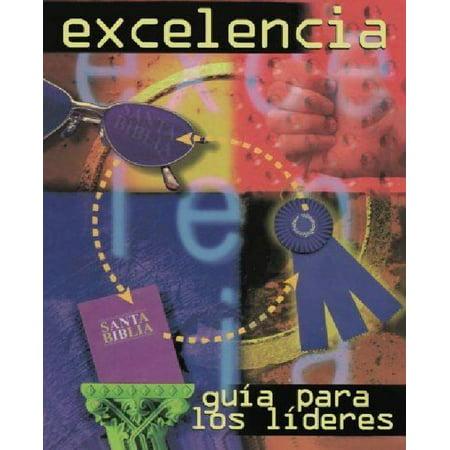 Excelencia, Guia Para Los Lideres - image 1 of 1