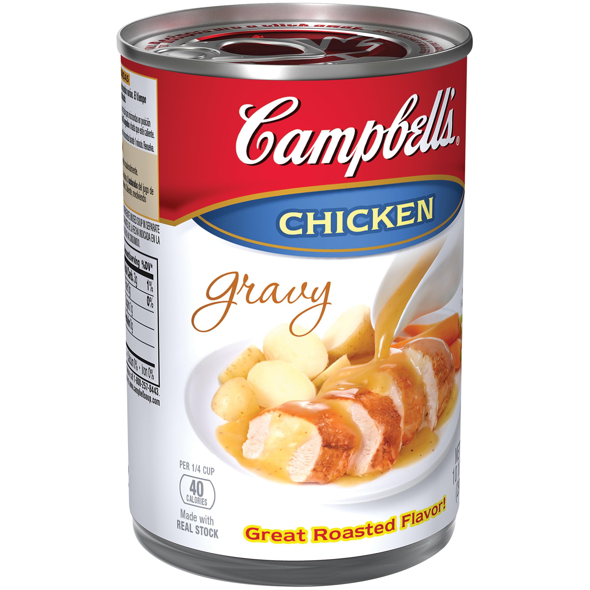 Campbell's Chicken Gravy 10.5oz