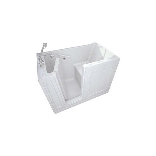 American Standard 50.5'' x 30'' Walk In Combo Whirlpool Bathtub