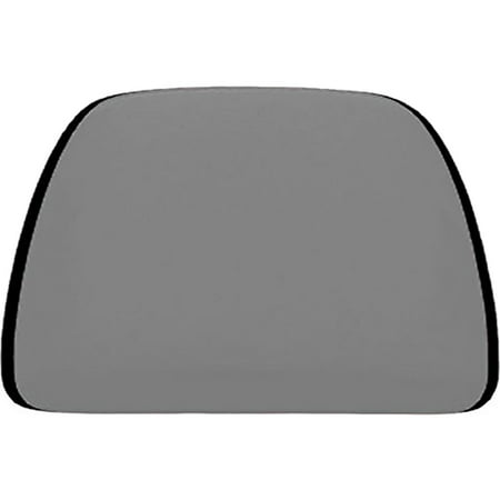 U.A.A. INC. Gray 1 Piece Soft Polyester Universal Fit Head Rest Cover Car Truck Suv Van