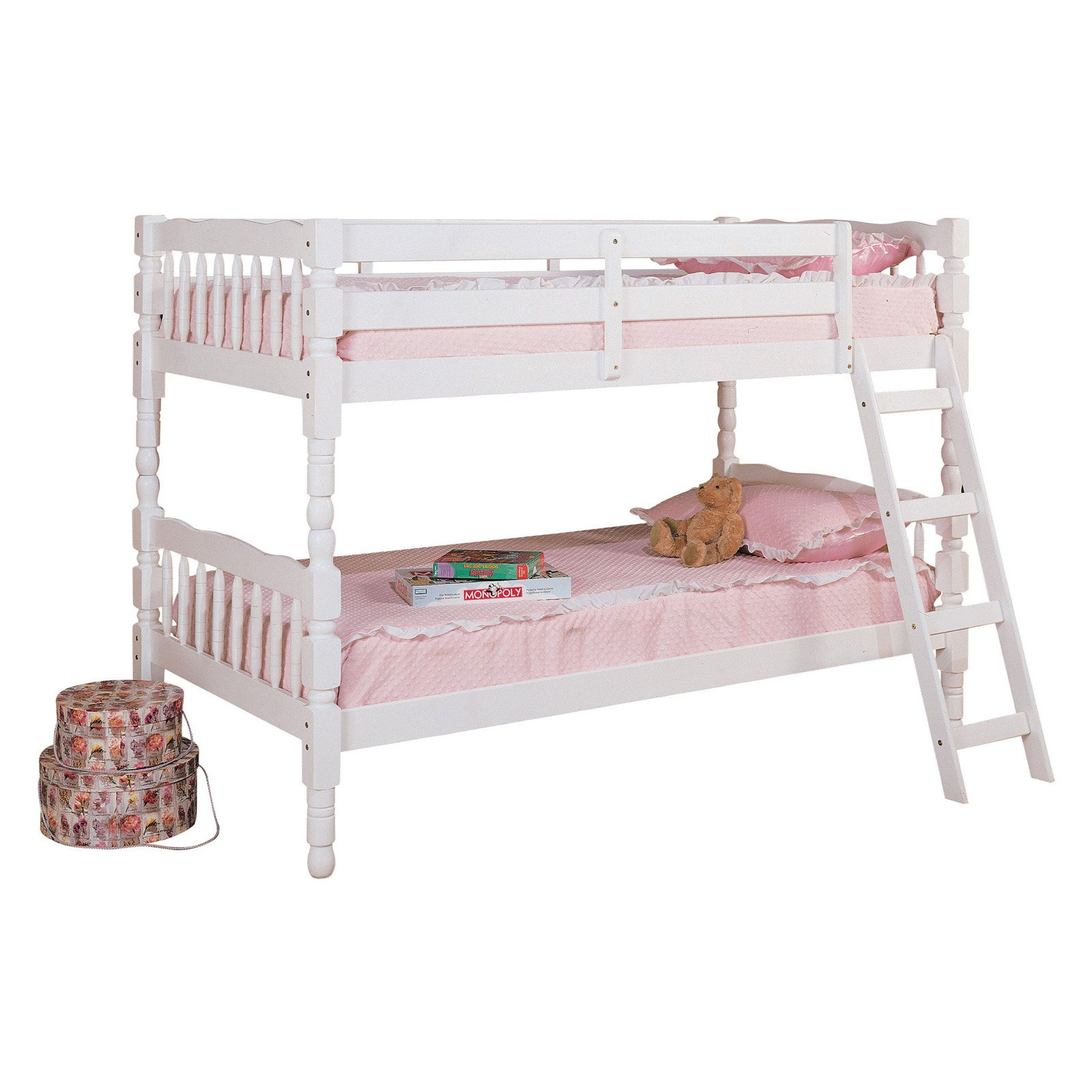 Acme Furniture Homestead Twin Over Twin Bunk Bed
