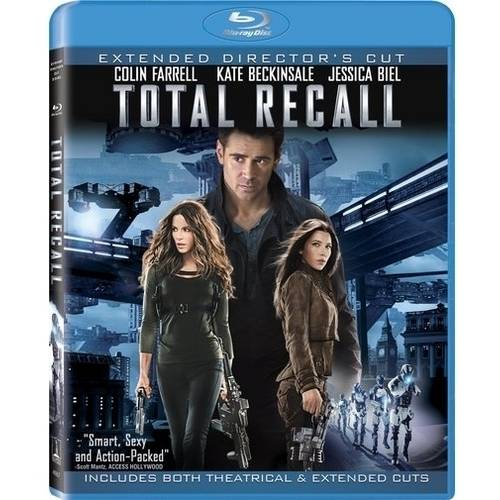 Total Recall (2012) (Extended Director's Cut) (Blu-ray) (Widescreen)