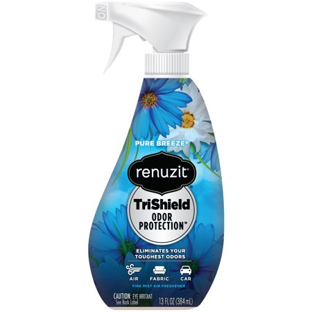 Renuzit Super Odor Killer Pure Breeze Fine Mist Air Freshener, 13 fl oz