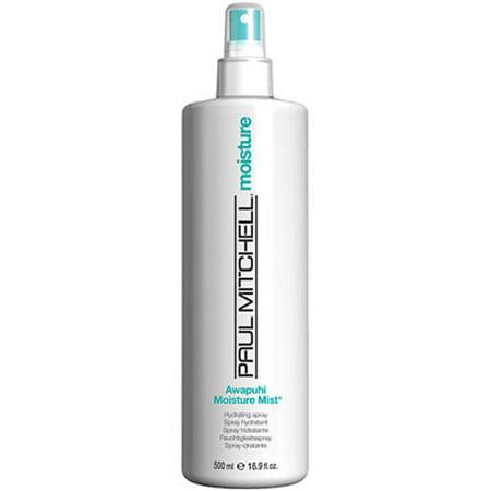 Paul Mitchell Awapuhi Moisture Mist Hair Spray, 16.9 Fl (Paul Mitchell Awapuhi Moisture Mist 1 Gallon)